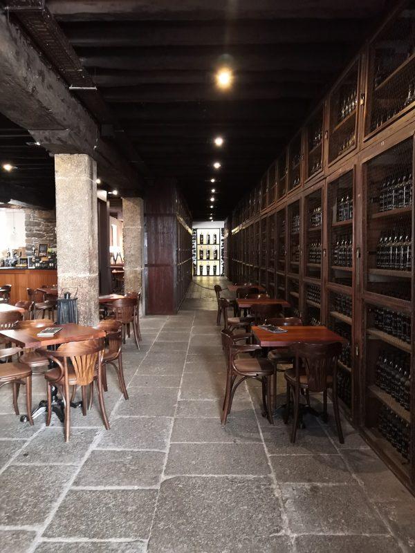 madera Old Blandy's Wine Lodge bar