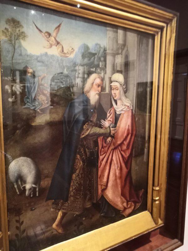 Obraz św. Joachima i św. Anny