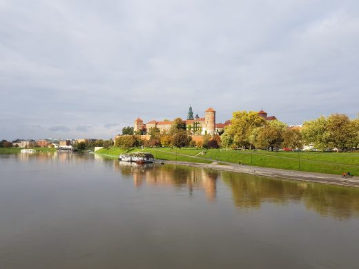 Kraków na weekend - okolice Rynku