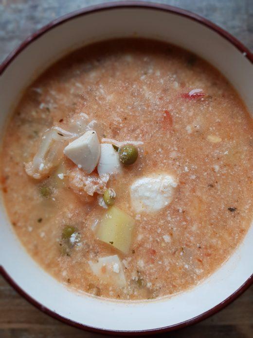 Zupa wdów - kuchnia maltańska