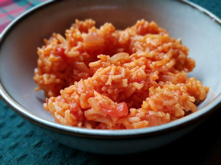 Jollof rice - wigilijne danie z Afryki