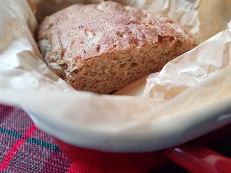 Bożonarodzeniowy chlebek ze Sri Lanki