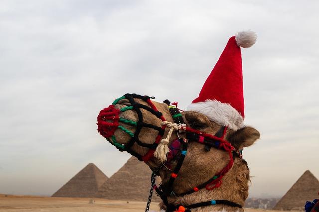 Boże Narodzenie na świecie - Australia, Afryka, Antarktyda