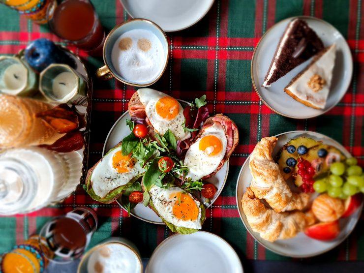 Śniadanie do łóżka od Fusy i Okruchy