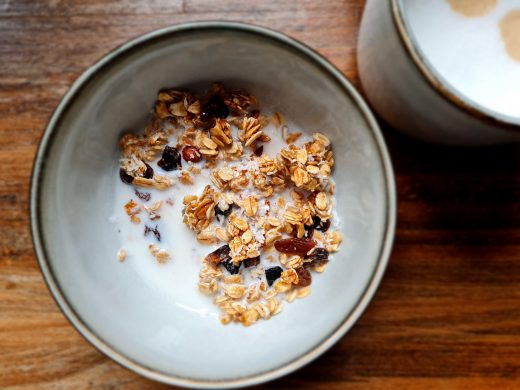 Fit śniadania - granola