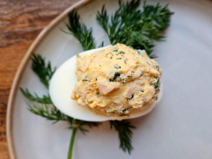 Wielkanocne śniadanie - pomysł na jajka
