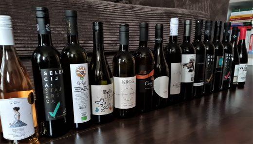 Słoweńskie wina