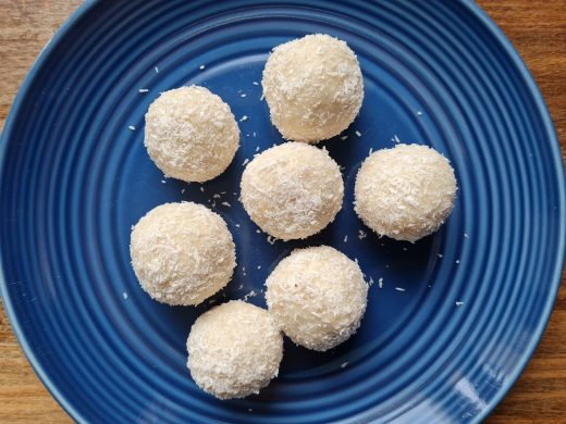 Kokosanki - biała dieta przepisy