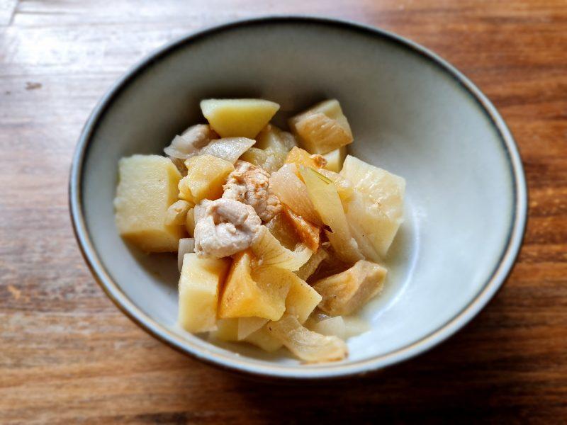 Zapiekanka z kurczaka i ziemniaków - biała dieta przepisy