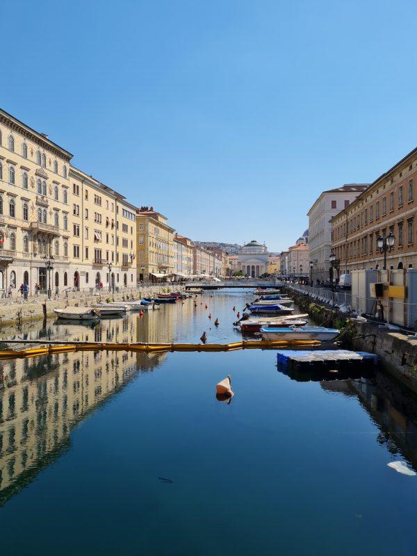 Canal Grande Triest