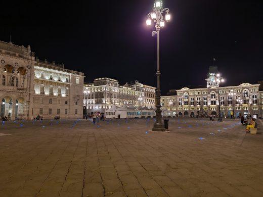 Plaza Unidad de Italia (Piazza Unità d'Italia) Triest